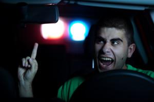 Eine Führerscheinkontrolle ist nicht üblich. Bleiben Sie trotzdem freundlich!