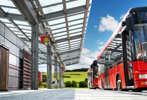 In Linienbussen gilt die Anschnallpflicht nicht