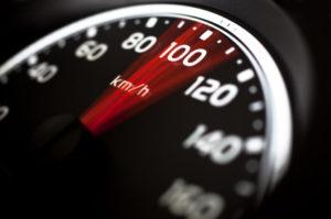 Auch eine Geschwindigkeitsüberschreitung wird nach Strafkatalog bestraft.