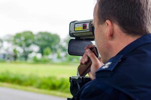 Wie funktioniert eine Geschwindigkeitskontrolle mittels Laser?